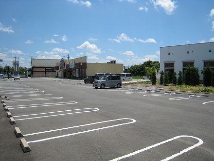グリーンプラザ中島 駐車場1