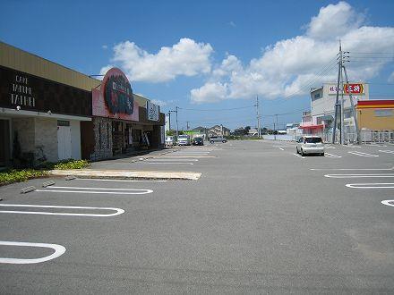 グリーンプラザ中島 駐車場2